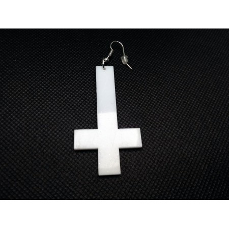 Inverted cross type 1 (white)