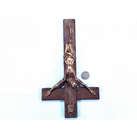 Inverted crucifix type 2