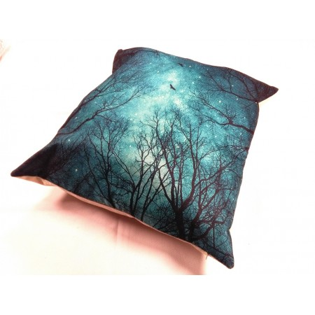 Deciduous forest starry sky type 2