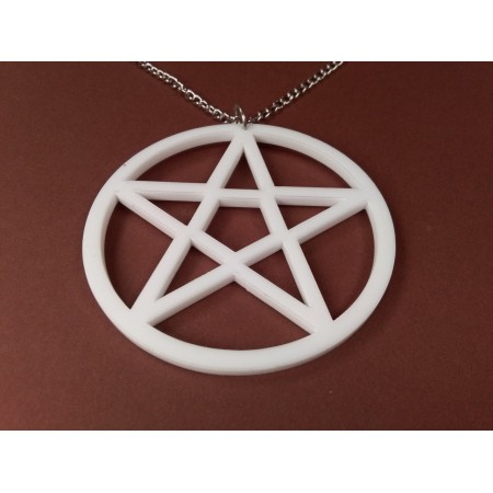Pentagram type 3 (white)