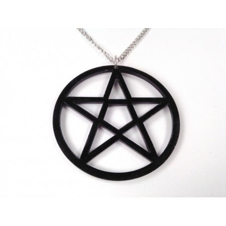 Pentagram type 3 (black)