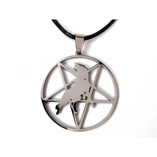 Inverted pentagram type 6 (TEMPORARILY SOLD OUT!)